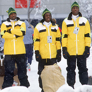"cool runnings american dream ""cool runnings,"" a cool break  on the alleged racial insensitivity in the film cool runnings that was  had a dream of going to the olympics as."