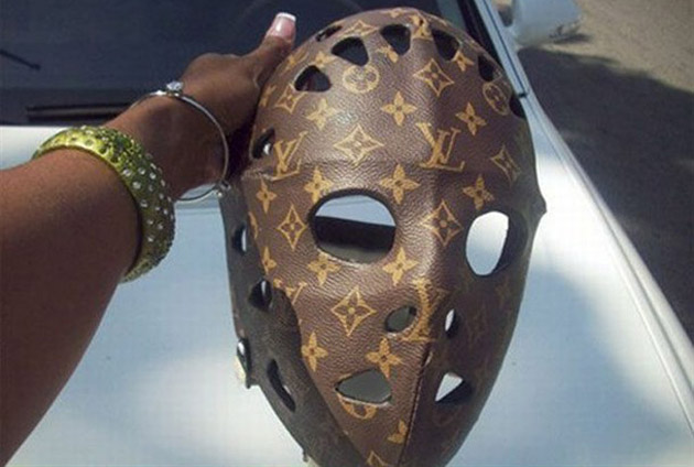 Puck Previews: Louis Vuitton Goalie Mask; Turris Back In Glendale; Malkin Vs. Blues