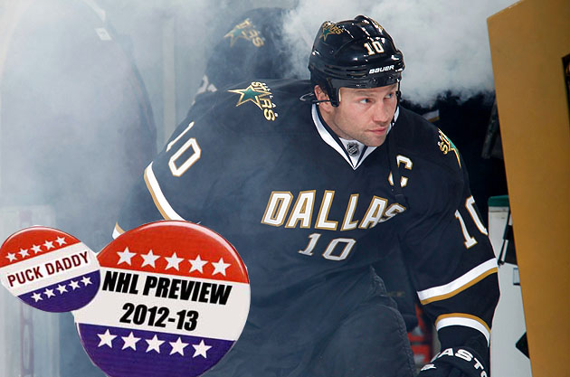 NHL 2012-13 Campaign Preview: Dallas Stars