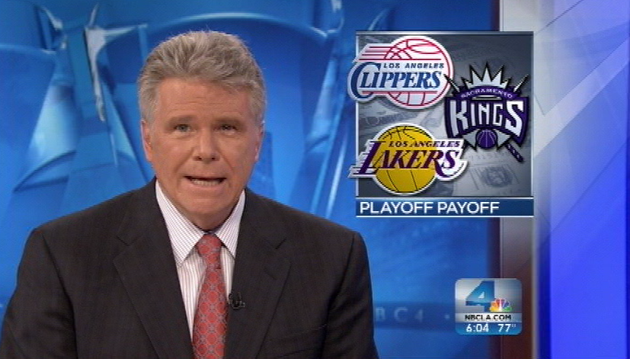 NBC Los Angeles Thinks The LA Kings Are The Sacramento Kings (PHOTO)