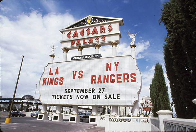 LA Kings' Las Vegas Misadventure: Recalling The Melted Ice, Locust Swarm Of 1st Outdoor Game