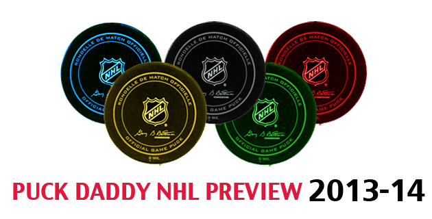 Calgary Flames, 2013-14 (Puck Daddy Gold Medal Preview)