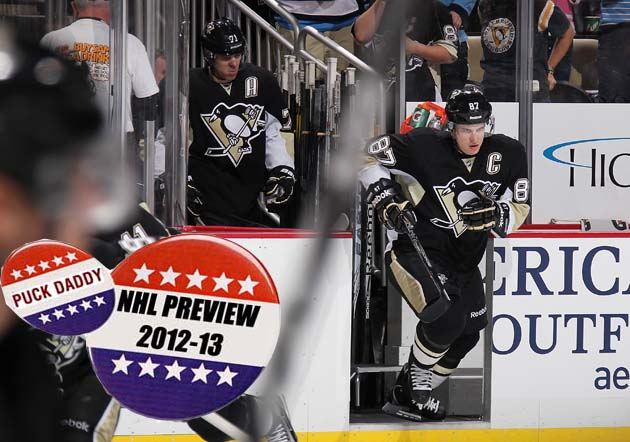NHL 2012-13 Campaign Preview: Pittsburgh Penguins