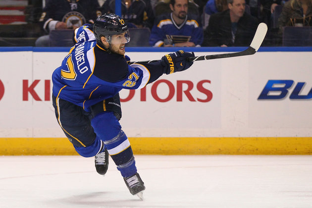 Blues, Alex Pietrangelo agree to seven-year extension, avoid lengthy holdout