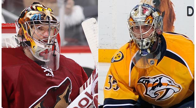 Phoenix Coyotes (3) vs. Nashville Predators (4): 10 things to know about semifinal series (Preview)