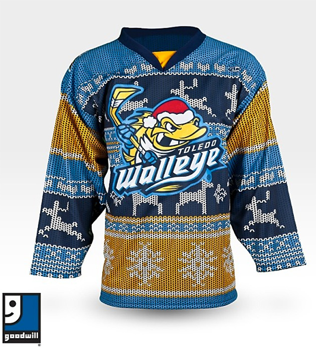 Hockey Holidays: Our 16 Favourite Christmas-themed Sweaters And Video