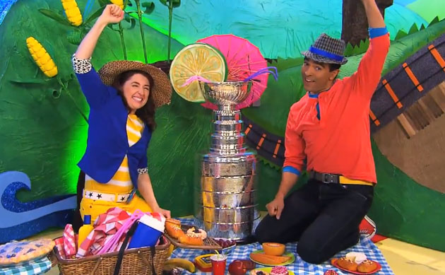Why the Stanley Cup is your bestest friend ever! (Video)