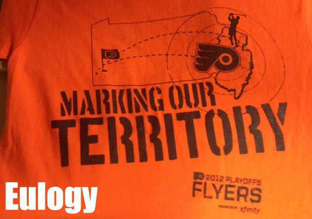 Eulogy: Remembering the 2011-12 Philadelphia Flyers