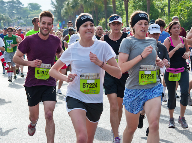 Ridiculously Photogenic Guy' picture from 10k race goes viral ...