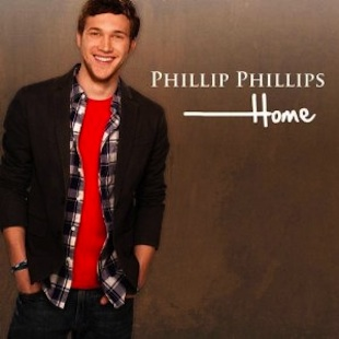 The album cover for Phillip Phillip's first single,