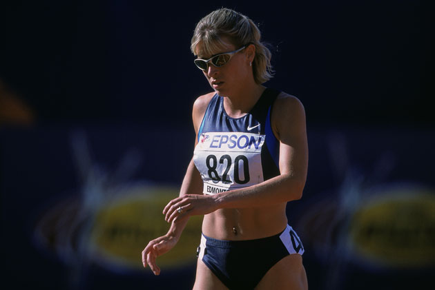 Suzy Favor Hamilton. (Getty Images)