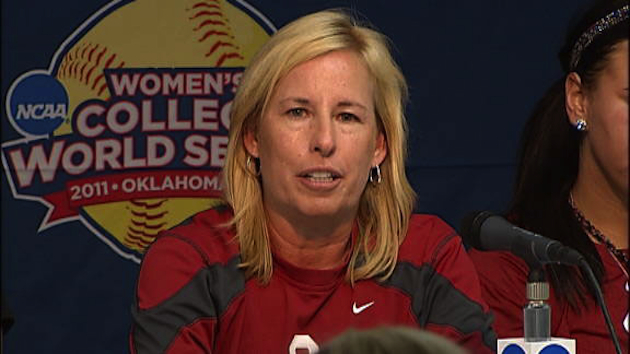 University of Oklahoma softball coach Patty Gasso — News9.com