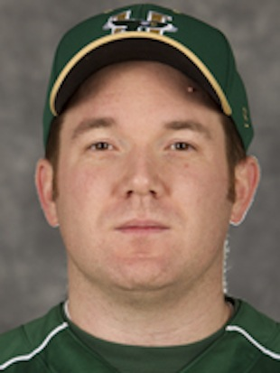 Aaron Brideau was fired after his pitcher beaned an opponent -- Husson University