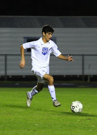 Bartram Trail soccer star Daniel Almeida, who has starred against his father's team — BeRecruited