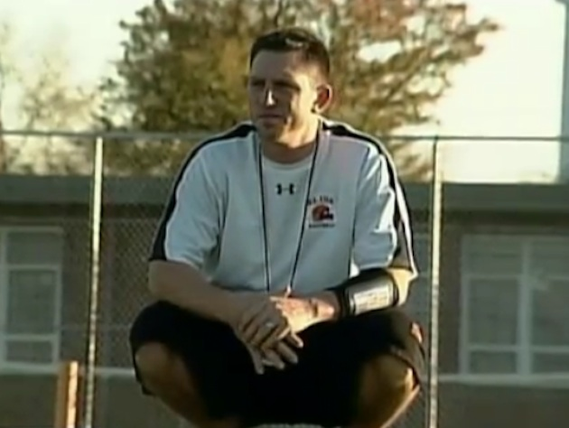 Elida varsity football coach Jason Carpenter — YouTube