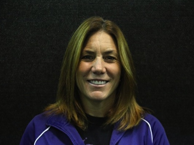 Issaquah boys swimming coach Laura Halter — IHS Swim and Dive