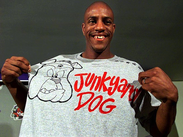 Jerome Williams, the Junkyard Dog, is now the head coach at Findlay Prep — AP