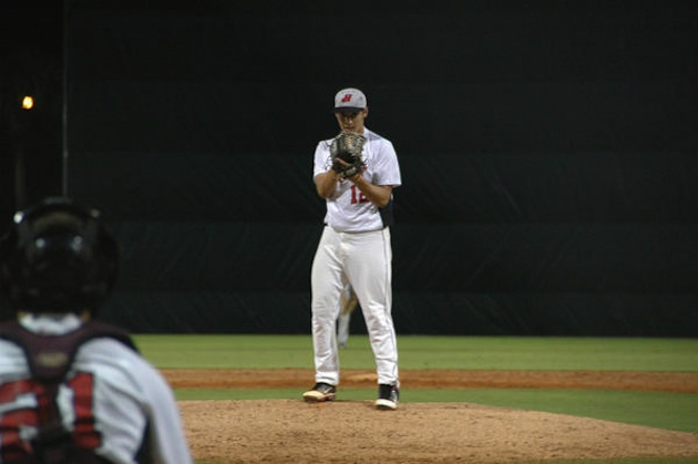 Senior pitcher Josh Pettitte threw a no-hitter for Deer Park — Twitter