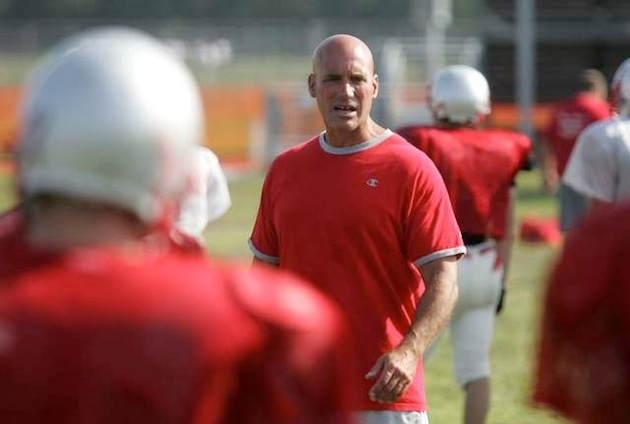 Liberty football coach Tim Osborn passed tragically at a sports club — USA Today/Asbury Park Press