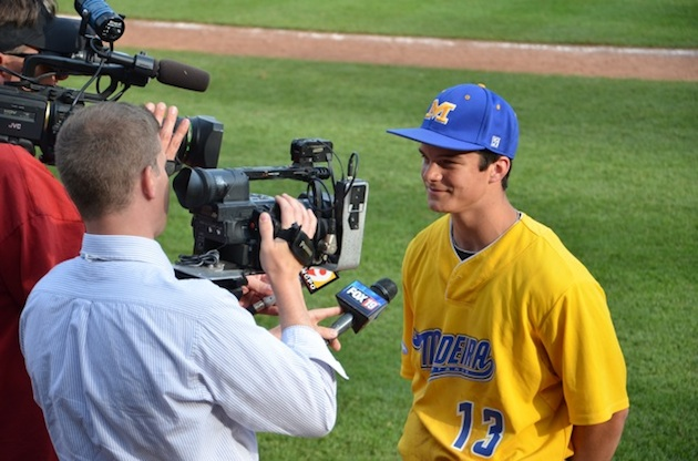 Madeira star Andrew Benintendi set a new Ohio record for career runs — Madeira City Schools