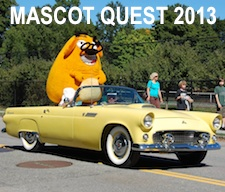 Mascot Quest 2013 -- Flickr