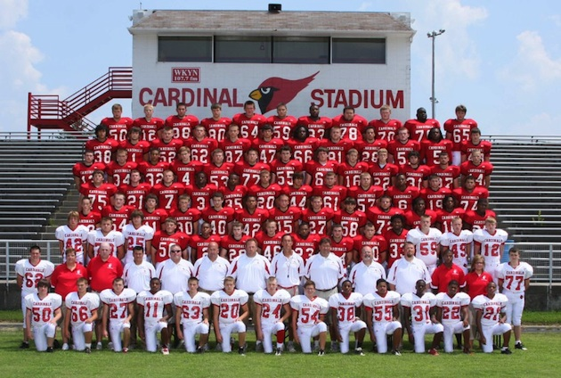 The 2011 George Rogers Clark football team — GRCHS.com