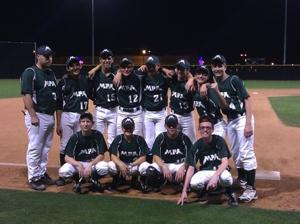 The Mesa Prep baseball team — MesaPrepAthletics.org