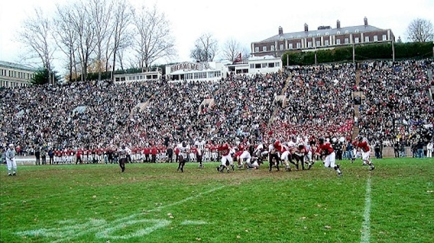 The Phillipsburg Easton game, which draws as many as 17,000 fans — StatelinerFootball.com