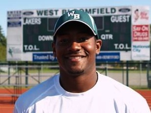 West Bloomfield football coach Ron Bellamy — PoppsQBTutor.com