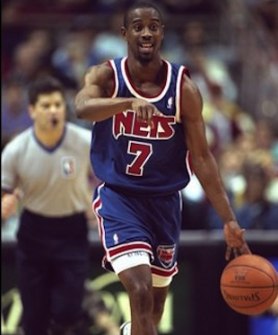 Years after starring for the Nets, Kenny Anderson coached a Jewish hoops team — Getty