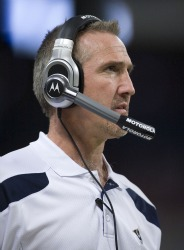Steve Spagnuolo Interviewing With Saints