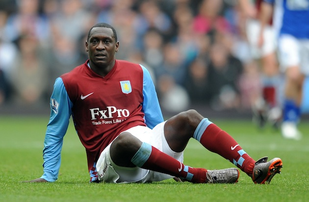 Emile Heskey. (Getty)