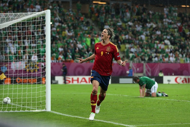 Fernando Torres: up and comer. (Getty)