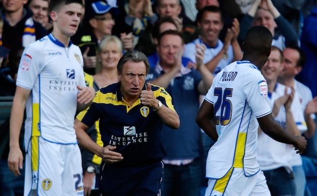 Warning: You're about to picture Neil Warnock in his underpants. (Getty)