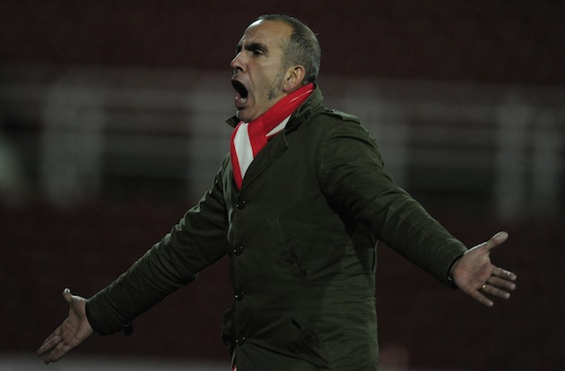 All of your pictures belong to Paolo Di Canio. (Getty)