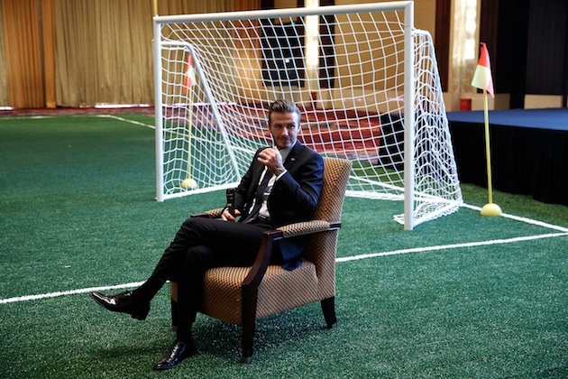 """Welcome to my lair, Mr. Bond..."" (Getty)"