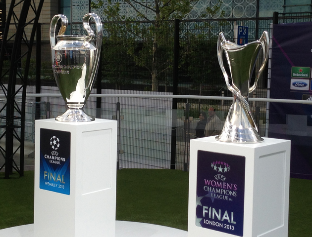 DT's 2013 Champions League Final adventure