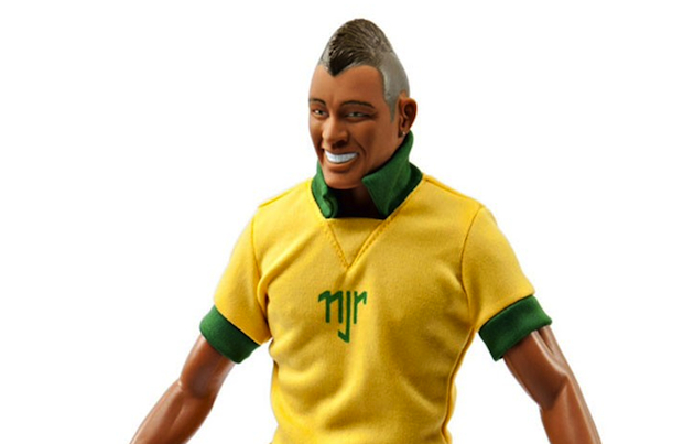The Neymar doll is the only gift you'll want this year