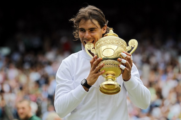 Rafael Nadal — Getty Images