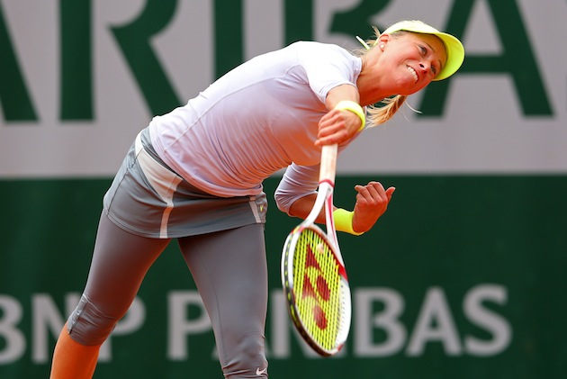 Andrea Hlavackova — Getty Images