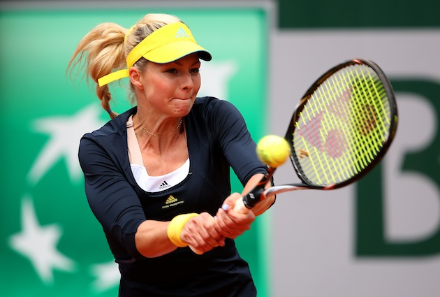 Maria Kirilenko — Getty Images