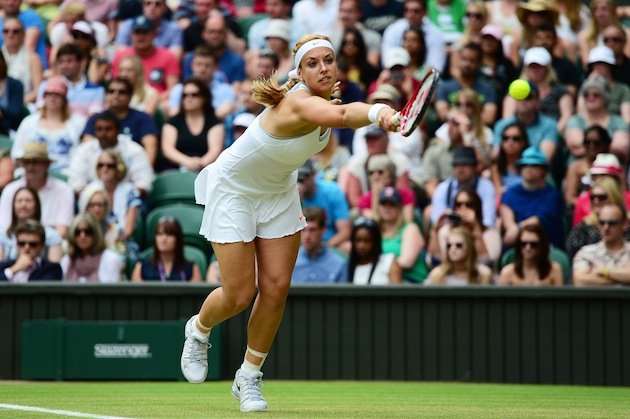 Sabine Lisicki — Getty Images