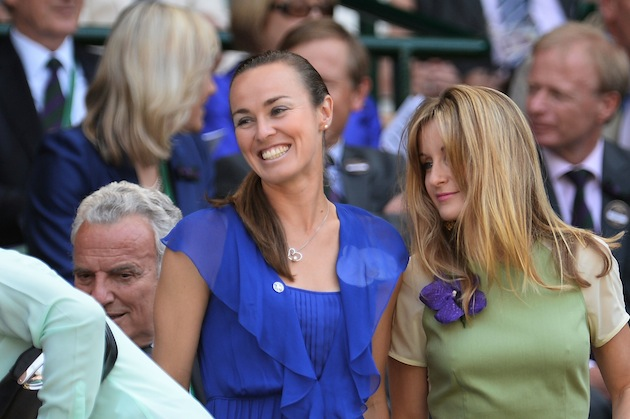 Martina Hingis — Getty Images