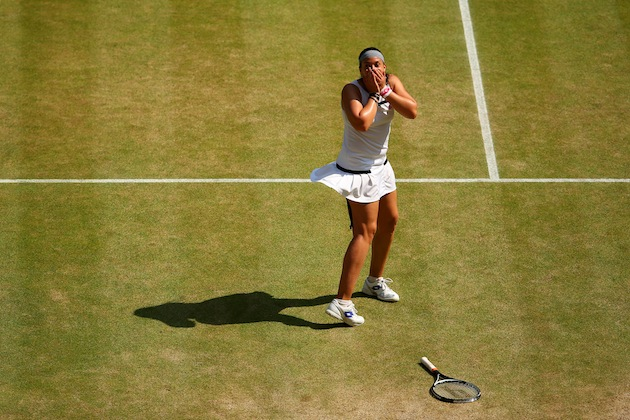 Marion Bartoli — Getty Images