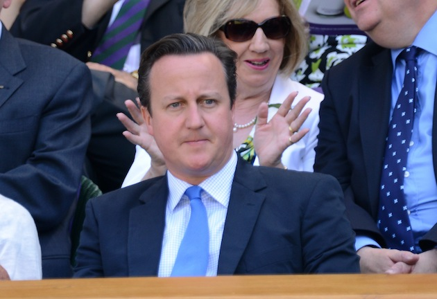 David Cameron — Getty Images