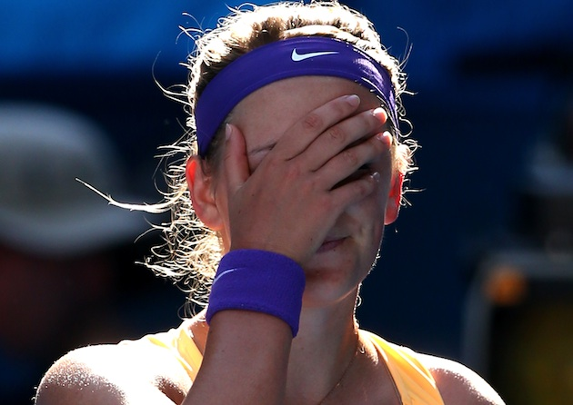 Victoria Azarenka — Getty Images