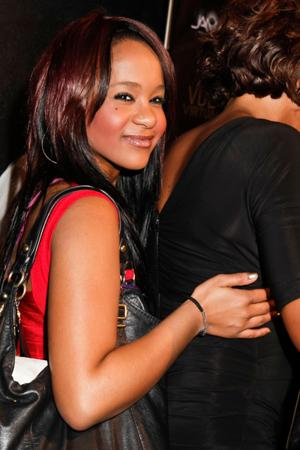 Bobbi Kristina Brown (photo: Tibrina Hobson/WireImage)