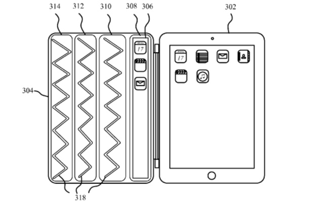A new Apple patent reveals what may very well be the future of iPads