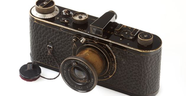 World's most expensive Camera:1923 Leica 0-Series