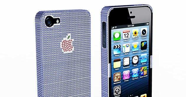 It's a hard choice: Feed millions of starving children, or get a sapphire-encrusted iPhone 5 case